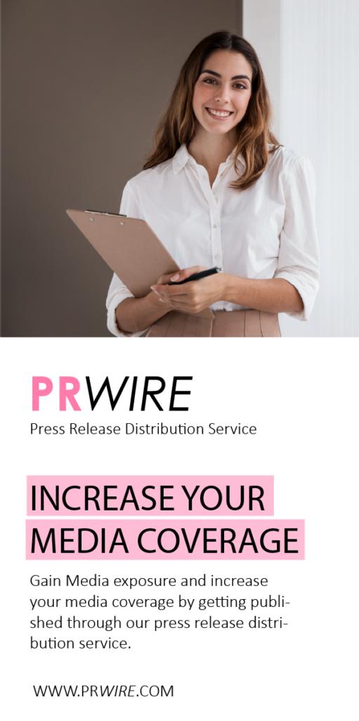 PRWIRE - Press Release Distribution Service
